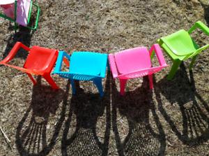 Toddler Outdoir Chair/Beach Chair Lot