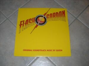 Disque vinyle de Queen (Flash Gordon Soundtrack)