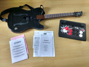 ION All-Star Guitar et Ion Audio Icade Pour Ipad