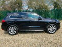 2012 Porsche Cayenne Diesel [245] 5dr Tiptronic S Black/Black leather . ESTATE D