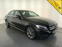 2015 MERCEDES C220 SPORT AUTOMATIC DIESEL 1 OWNER SERVICE HISTORY FINANCE PX