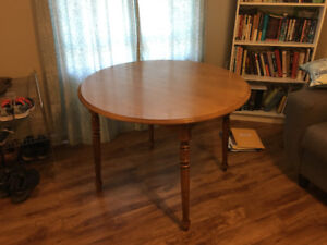 Solid Wooden Table $50 OBO