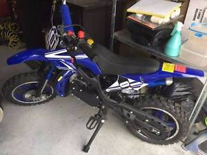 Mini Moto X Bike - Two Stroke, 49cc Engine Upper Kedron Brisbane North West Preview