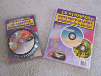 CD Stomper CD Labelling pro starter kit - never opened