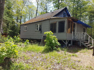 Bush camp on Cooper Lake for sale *Sold*