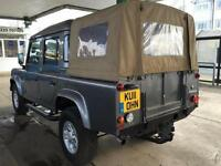 2011 LAND ROVER DEFENDER 110 XS Double Cab PickUp TDCi tel 01225707489