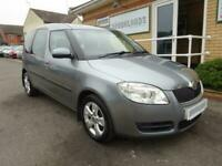 2010 Skoda Roomster Grey Tdi SE 5 Door 1.9 Diesel Panoramic Roof