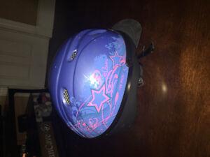 EUC TROXEL size medium kids helmet
