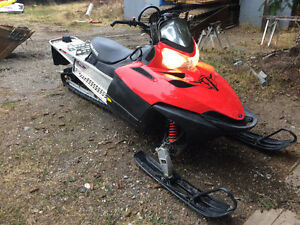 2008 Polaris 800 Prince George British Columbia image 1