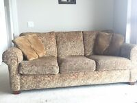 Brown sofa for sale! Excellent price!