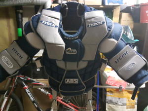 Itech goalie chest protector