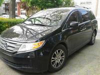 2012 Honda Odyssey EX-L w/DVD ***Bas/Low KM!***