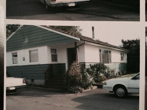 House on Evans Road $1500/mnth