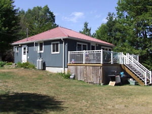 GREAT COTTAGE ON 3 LOTS, GREY OWL LAKE