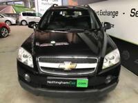 2010 10 CHEVROLET CAPTIVA 2.0 LT VCDI 5D AUTO 148 BHP DIESEL