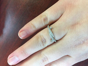 SPENCE Diamond Ring North Shore Greater Vancouver Area image 3