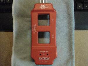 Extech EX845 1000A AC/DC True RMS Clamp/DMM with IR Thermometer Windsor Region Ontario image 9