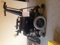 TDX SR Electric wheelchair