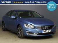 2013 VOLVO S60 D3 [136] SE Lux Nav 4dr Geartronic Auto