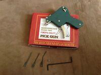PICKGUN outils de serrurier Locksmith TOOL lock pick