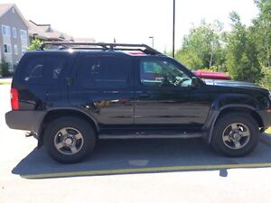 Nissan Xterra with LOW kms!