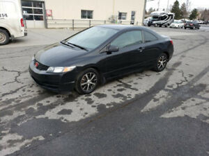 2009 HONDA CIVIC DX 2 PORTES COUPE AUTOMATIQUE