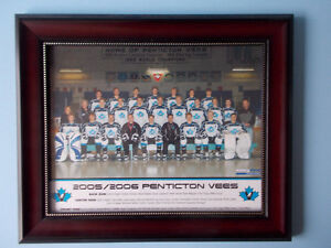 Penticton Vees 2005/2006 Roster Photo