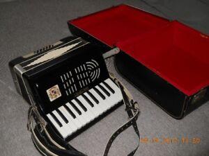 accordéon piano