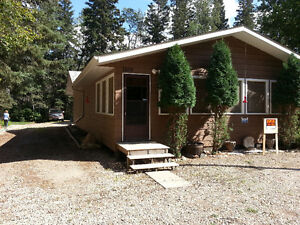 "Morin Lake cabin for sale ""victoire"""