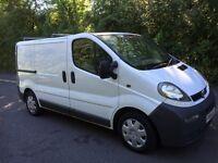 Vauxhall vivaro 1.9 diesel new mot