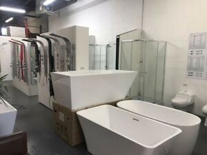★VENTE D'ENTREPOT SALLE DE BAIN ★ BATHROOM WAREHOUSE SALE ★
