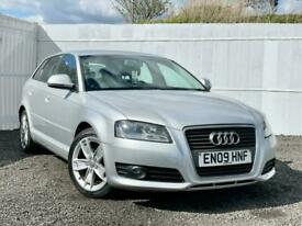 image for 2009 Audi A3 2.0 TDI Sport 5dr S Tronic HATCHBACK Diesel Automatic