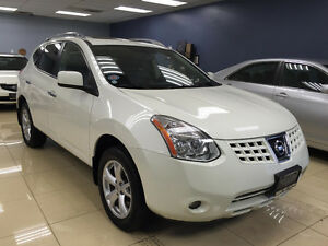 2010 Nissan Rogue SL AWD SUV *CLEANCARPROOF,AUX,CERTIFIED*