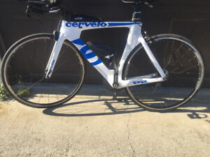 2015 Cervelo P2 Triathlon Bike (51cm)