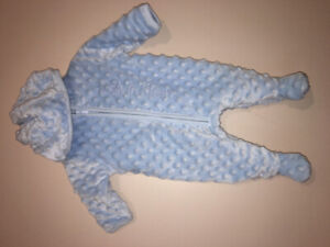 0-3 month Calvin Klein snowsuit