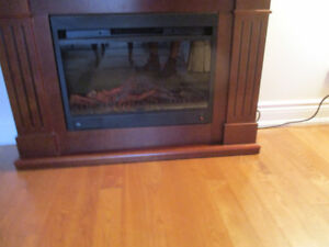 Electric Fireplace ..   I'm selling 3 electric fireplace 2 we bo