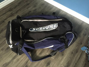 "40"" Hockey Goalie Bag / Sac de gardien de but - Bauer Supreme"