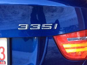 2011 BMW 3-Series 335i xDrive Sedan