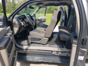2010 f-250 gasoline safety and e-tested
