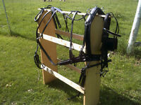 HORSE LEATHER HARNESS