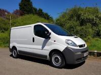 Vauxhall Vivaro 1.9 CDTI 2700 PANEL VAN 4 DOOR SWB
