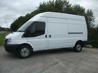 2012 12 FORD TRANSIT 2.2 350 H/R 1D 124 BHP ** FINANCE AVAILABLE