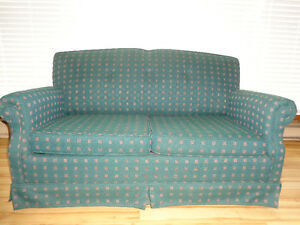 For Sale: Love Seat Hide-A-Bed