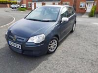 Volkswagen Polo 1.4TDI BlueMotion Tech 2009MY Blue Motion 2