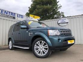 Land Rover Discovery 4 3.0TDV6 ( 242bhp ) 4X4 Auto 2010MY HSE