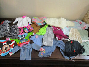 Lot of Barbie Clothes, Some Vintage, Including Mickey Mouse Kitchener / Waterloo Kitchener Area image 1