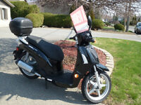Scooter 163cc