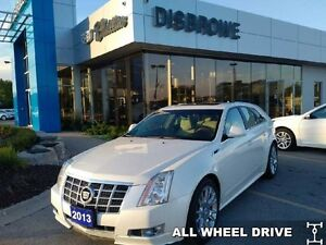 2013 Cadillac CTS Wagon   RARE! AWD Performance Model, 318 HP