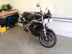 Speed triple 2001 à vendre