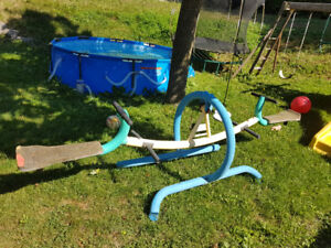 SEESAW  ( TEETER TOTER ) SELLING FOR $55.00